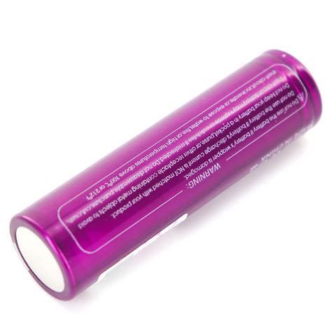 Efest Purple Imr 18650 Li Mn Battery 3 7v 35a Ungu Flat Top 2500mah 1 efest purple imr 18650 li mn battery 3000mah 3 7v 35a with flat top 18650v1 purple