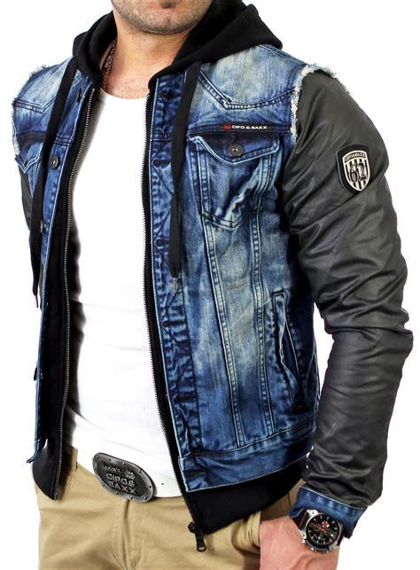 Motorrad Jeansweste Herren by Cipo Baxx C 1290 Herren 2in1 Jeansjacke Jeans Jacke