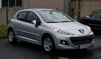 Pictures Of Peugeot File Peugeot 207 75 Forever Facelift Frontansicht 5