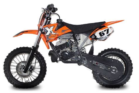 Ktm Cross Motorrad Kinder by Nitro Dirt Pocket Cross Kinder Motocross Enduro Bike