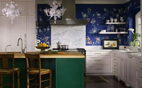 wallpaper in kitchen ideas 25 beautiful kitchen decor ideas bringing modern wallpaper