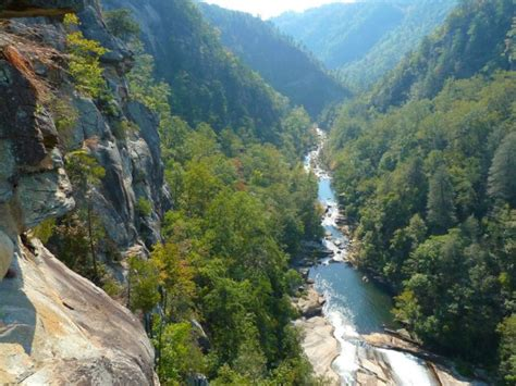 table rock nc cing tallulah gorge laurel knob looking glass linville gorge