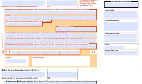 iban berliner bank pdf ausf 252 llhilfe f 252 r sepa 220 berweisungen freeware de