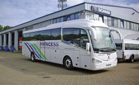 scania irizar for princess coach buyer