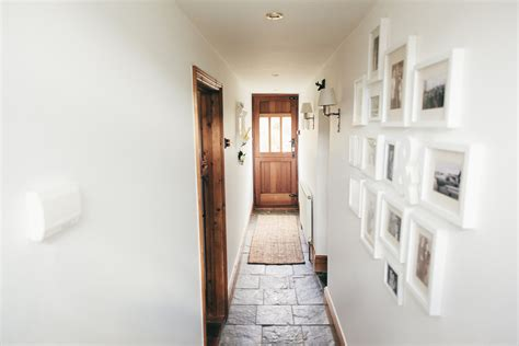 Cottage Home Interiors Door And Hallway Makeover