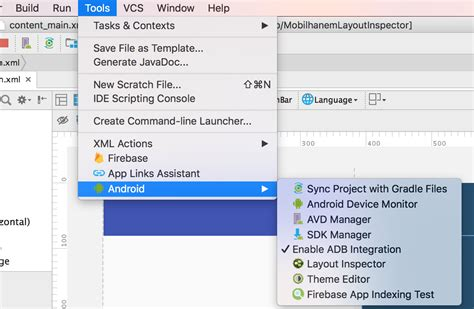 android studio layout kullanimi android studio layout inspector kullanımı mobilhanem