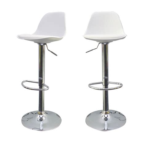 Tabouret Fr lot de 2 tabourets de bar design orlando de drawer fr