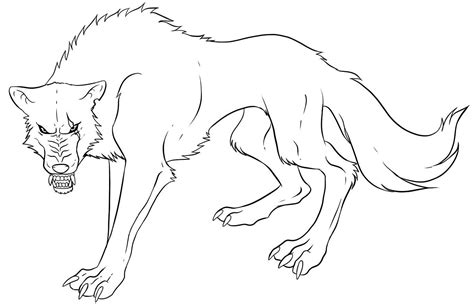 anime wolves coloring pages anime wolf coloring pages print cartoon coloring pages