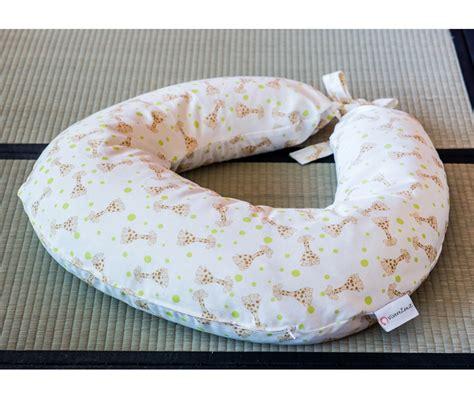 misure cuscino allattamento cuscino allattamento federa apine o giraffe vivere zen