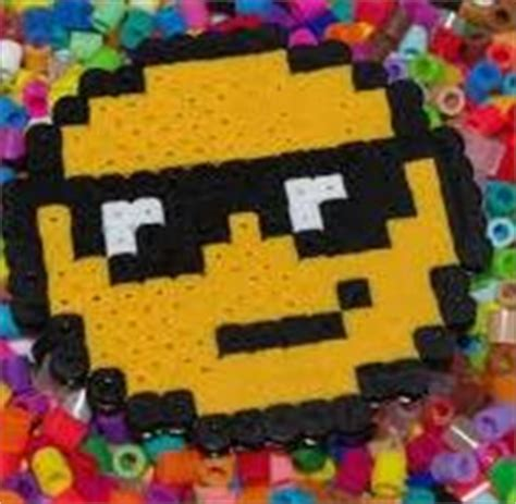 how to make things out of perler things on smileys perler and hama