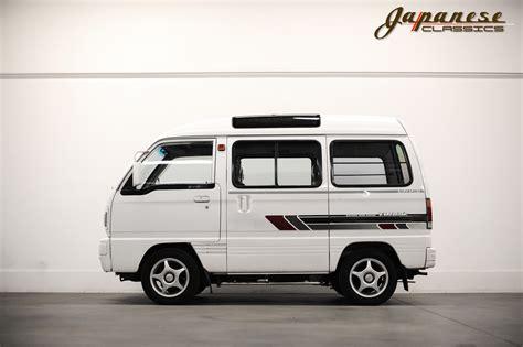 suzuki every van japanese classics 1989 suzuki every van