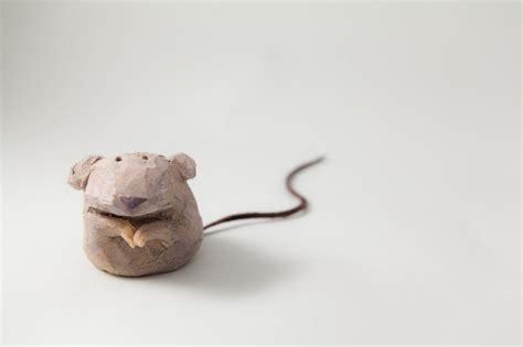 Handmade Clay Sculptures - 12 best images about ceramic mice and rats on