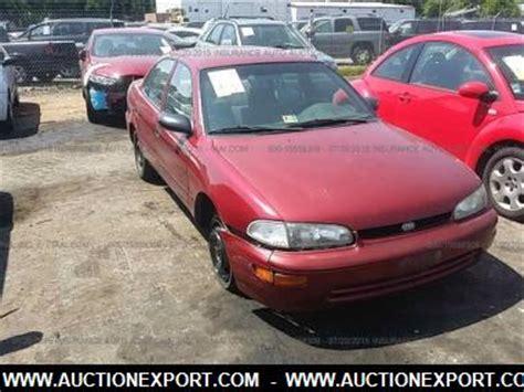used 1997 geo prizm lsi sedan 4 door car for sale at