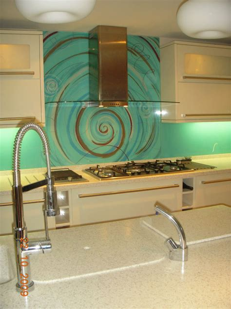 Funky Kitchen Ideas | kitchen remodel designs funky kitchen splashbacks
