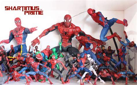 Marvel All Figure marvel legends spider figure collection