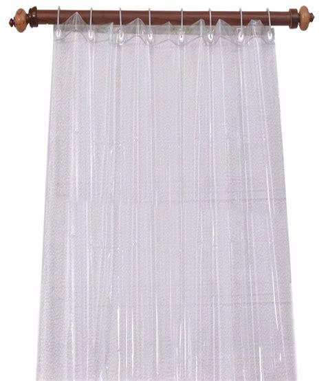 E Retailer 0 30mm Pvc Ac Window Transparent Curtain Buy