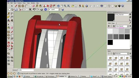 tutorial google sketchup pro how to make a car brake google sketchup 8 pro tutorial