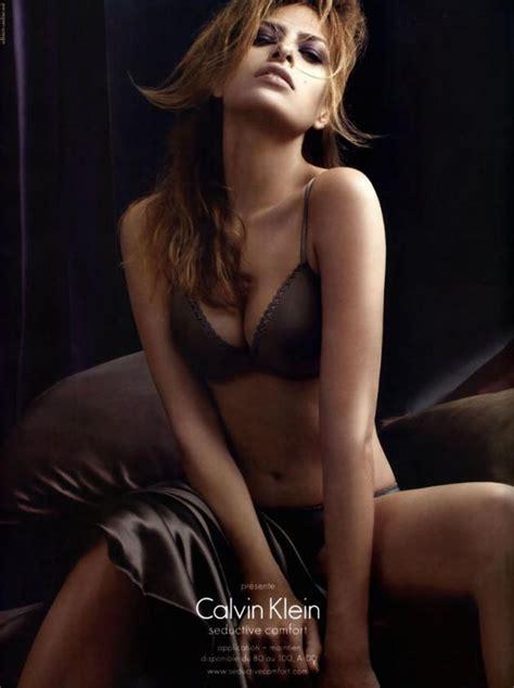 eva klein actress eva mendez sizzles in ck lingerie fooyoh entertainment