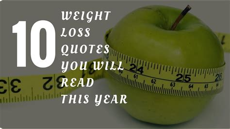 Weight Loss Achievement Quotes