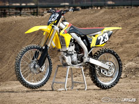 2012 Suzuki Rmz250 2012 Suzuki Rm Z250 Ride Photos Motorcycle Usa