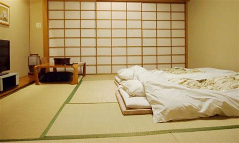 traditional japanese bedroom three benefits when air conditioner combined with ceiling