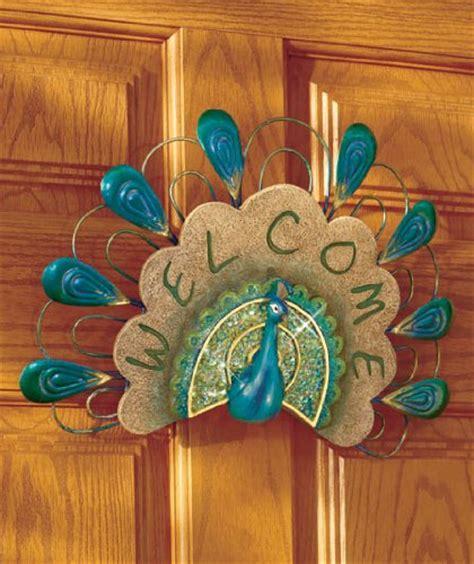 beautiful peacock garden decorations