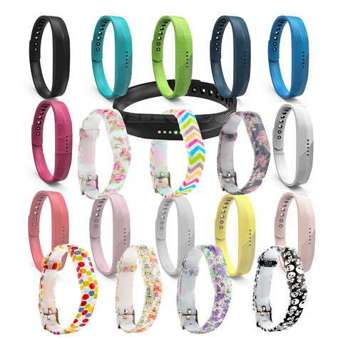 Fitbit Flex 2 Wristband Bracelet Strap Replacement Band Fitness Tracker *UK*   eBay