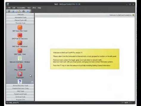 wireshark tutorial in urdu netscantools