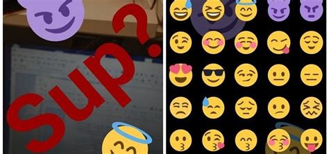change emoji android how to change android snapchat big emoji stickers to ios 9