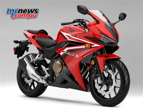 honda cbr500r new 2016 honda cbr500r released mcnews com au