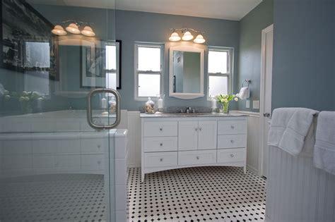 bathroom tiles black and white ideas traditional black and white tile bathroom remodel