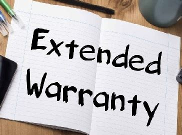 Purchase Appliance Extended Warranty Good or Bad? Warranty