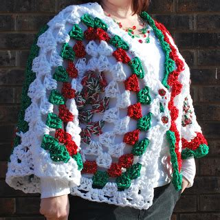 crochet pattern ugly christmas sweater calleigh s clips crochet creations tacky christmas