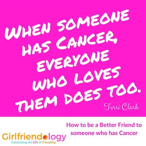 9 Ways To Be A Better Friend by Be A Better Friend To A Friend With Cancer