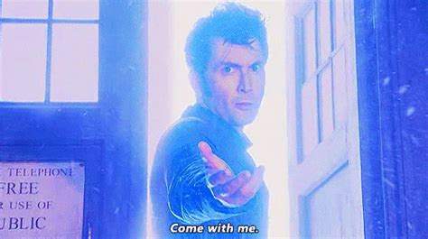 Come With Me Katiesugars Birthday by Dr Who Gif Find On Giphy