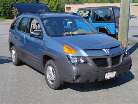 2005 pontiac aztec 2001 2005 pontiac aztek car audio profile