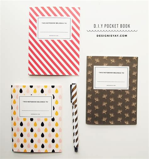 design cover for notebook diy notebook cover design craftbnb