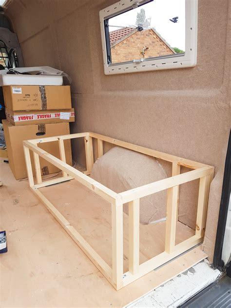 building bed frames building the sofa bedframe adventures in a cer