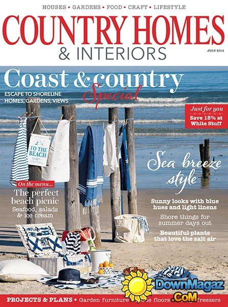 country home design magazines country homes interiors july 2014 187 download pdf
