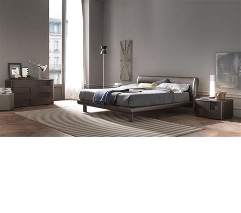 Trendy Beds by Dreamfurniture Trendy Wenge Bed Made In Italy