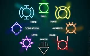lantern corps colors lantern corps by sergbel on deviantart