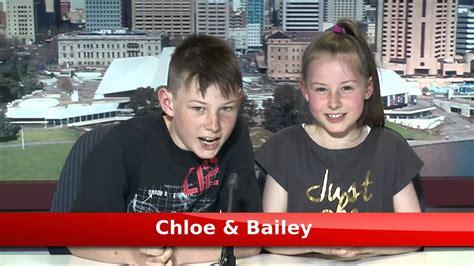 chloe bailey reporter chloe bailey 7 news experience youtube