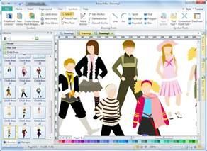 free design software kids clothing design software edraw