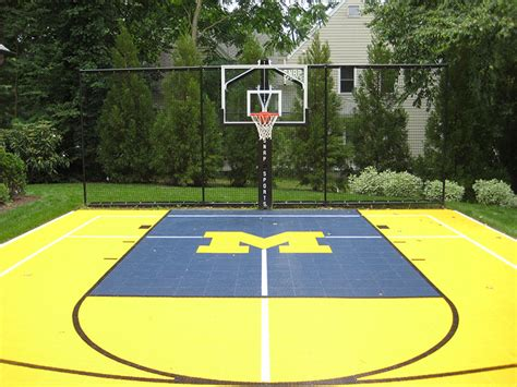 small basketball court in backyard backyard small basketball court landscaping gardening