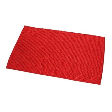 tappeto bagno rosso tappeto da bagno ciniglia rosso tappeto bagno water eminza