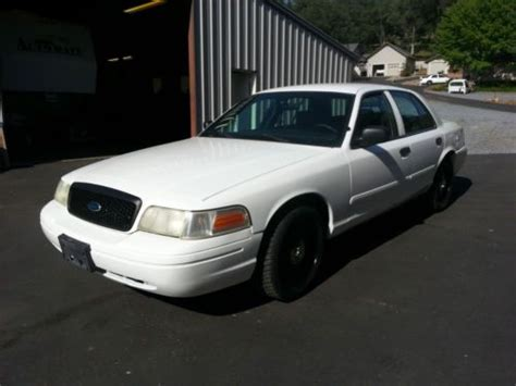 how to learn about cars 2007 ford crown victoria interior lighting sell used 2007 ford crown victoria police interceptor sedan 4 door 4 6l in el dorado california