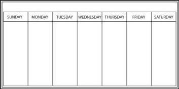 Desk Calendar Month To View Weekly Calendar