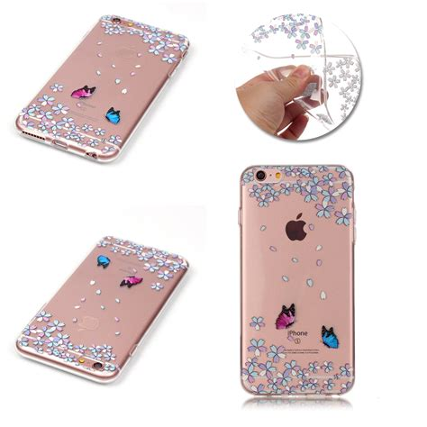 fr iphone 8 8 plus x pattern soft tpu rubber silicone protective cover ebay