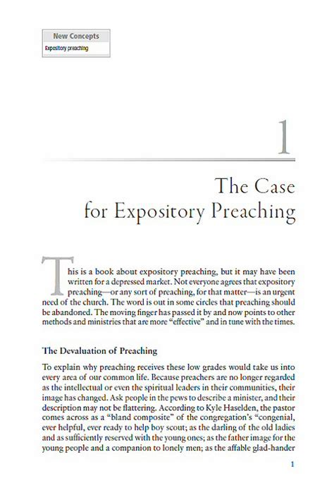 Pdf Biblical Preaching Development Delivery Expository by Haddon Robinson Preaching Collection 2 Vols