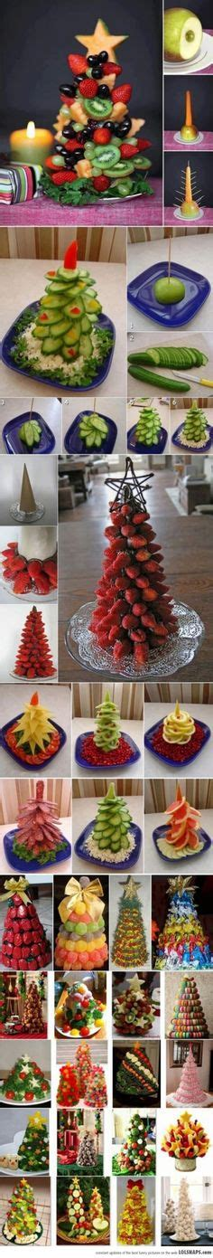 1000 ideas about fruit christmas tree on pinterest